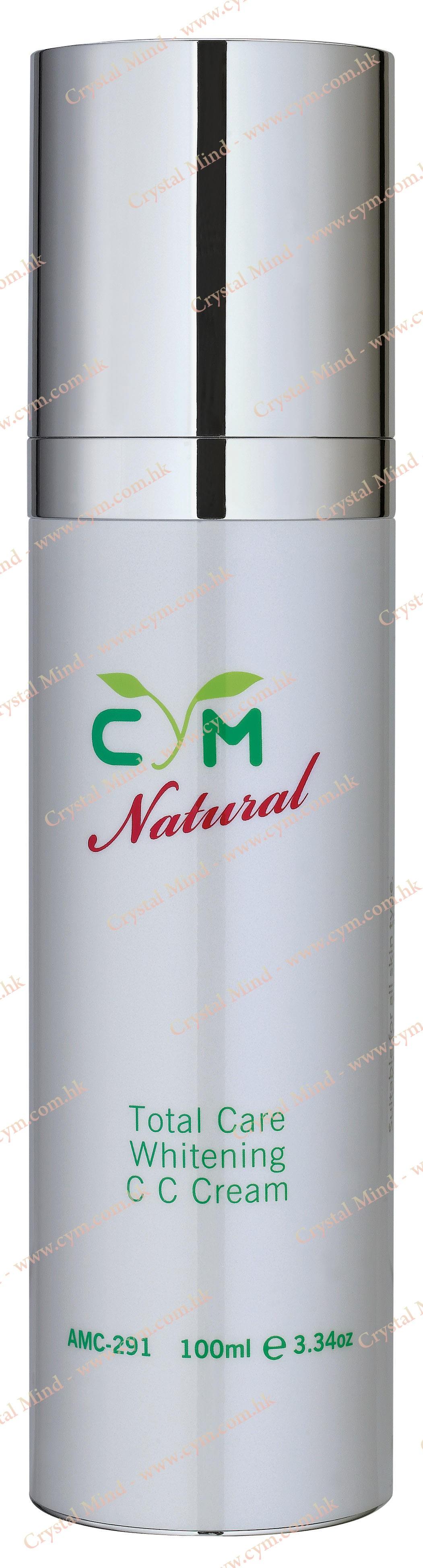 全效美白CC 霜 Total Care Whitening C C Cream - 100 ml - AMC-291