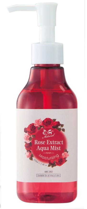 Rose Extract Aqua Mist 玫瑰精華水漾爽膚水 - 220 ml / 500 ml  #AMC-383