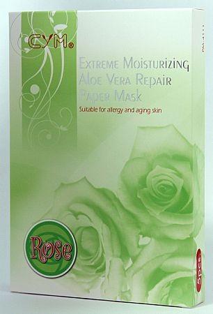 極速補濕蘆薈修復面膜 Extreme Moisturizing Aloe Vera Repair PM-4111